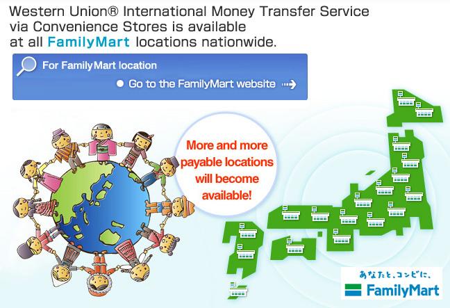 Western Union Money Locations White